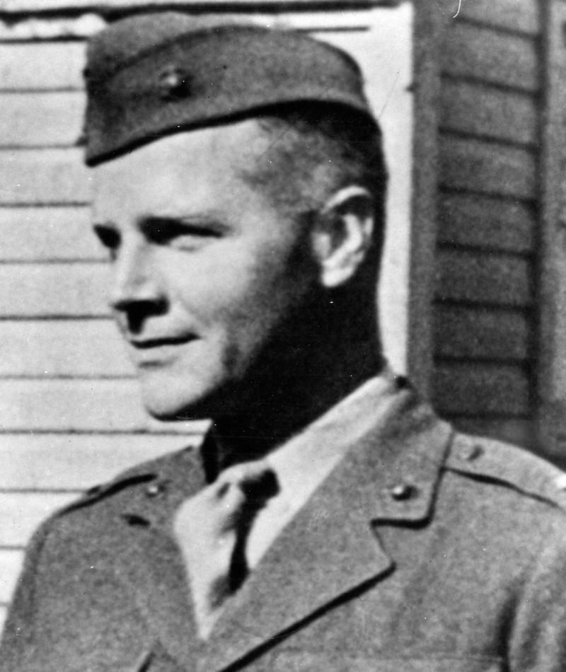 Medal of Honor Recipient Alexander Bonnyman Jr.