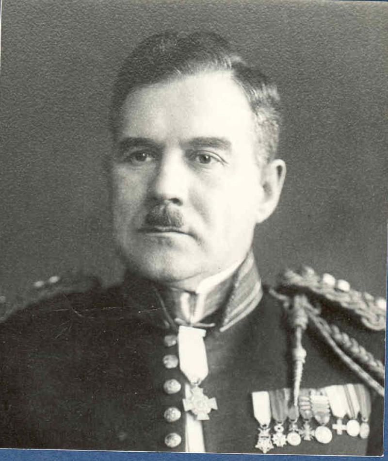 Medal of Honor Recipient Louis Cukela
