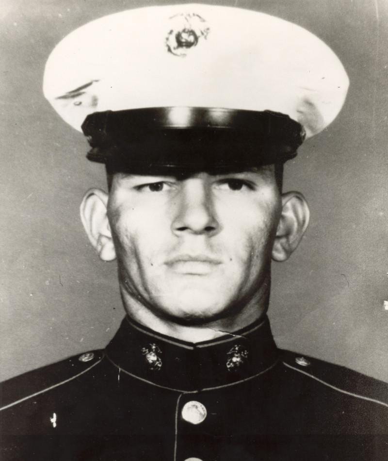 Medal of Honor Recipient Alfredo Gonzalez