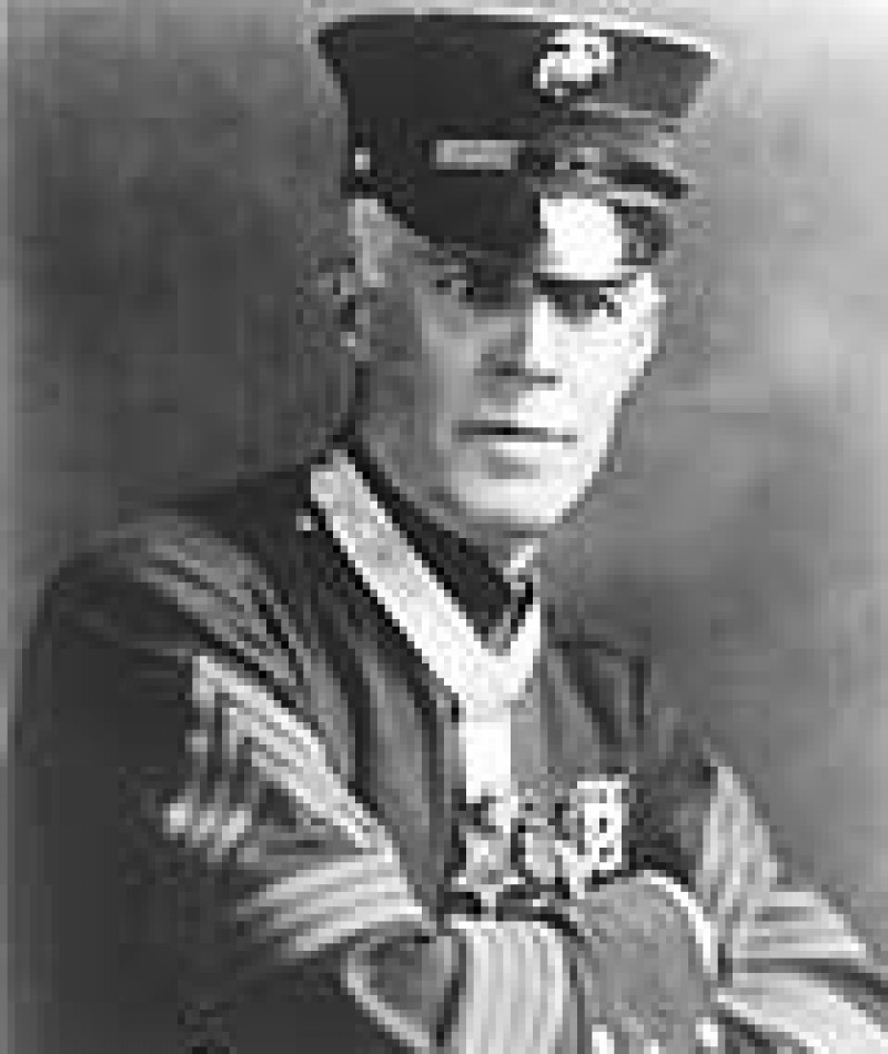Medal of Honor Recipient Henry Hulbert