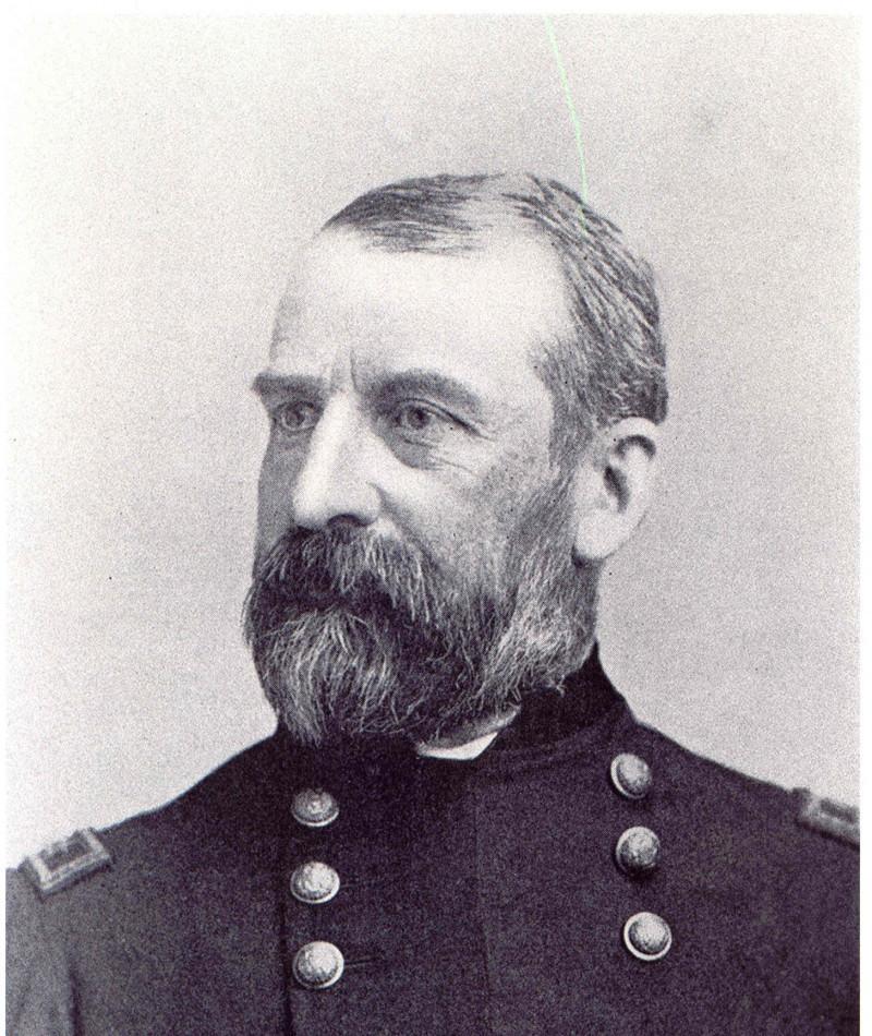 Medal of Honor Recipient William Wells