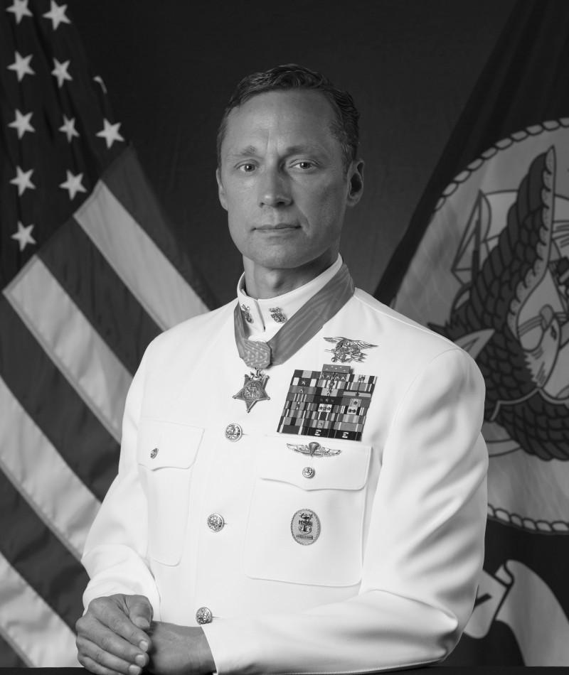 Medal of Honor Recipient Britt K. Slabinski