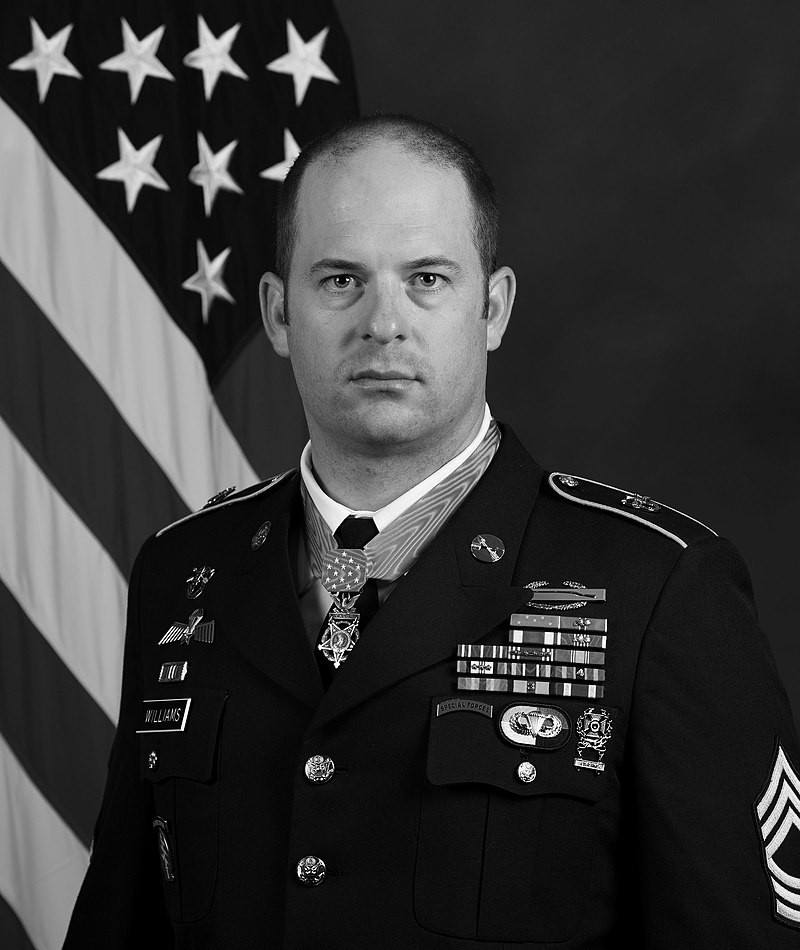 Medal of Honor Recipient Matthew O. Williams