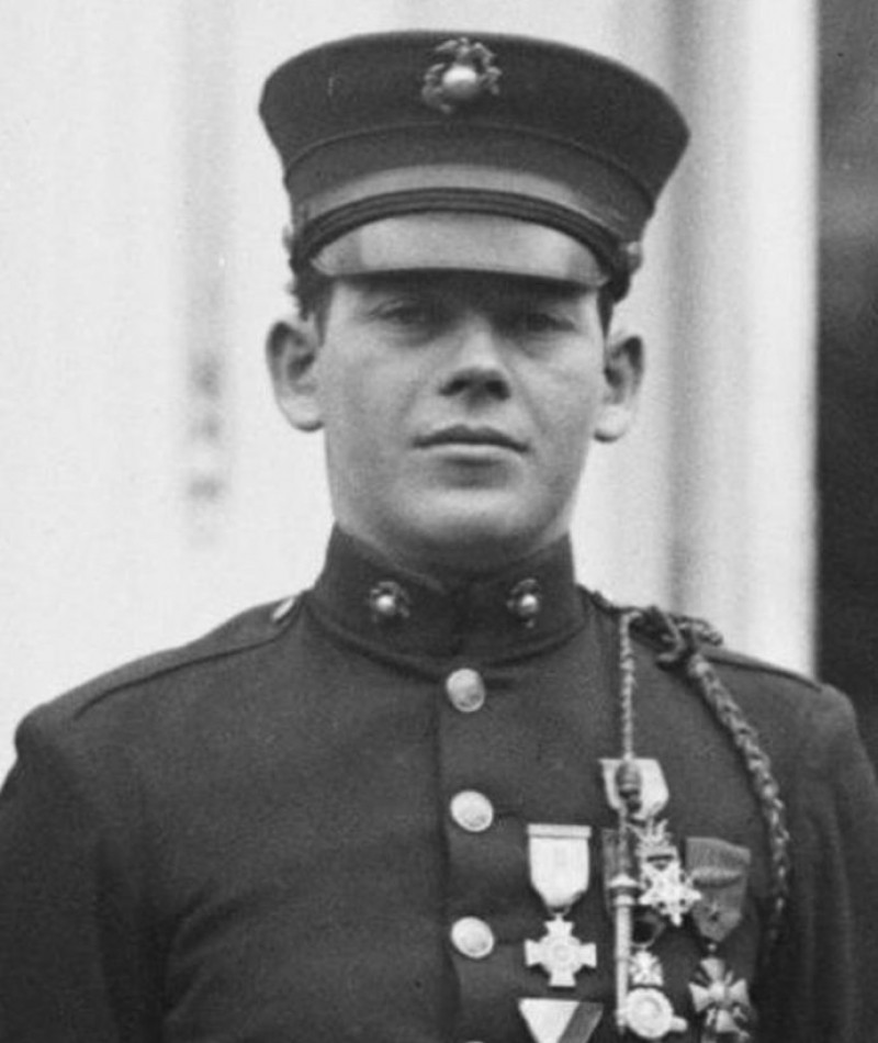Medal of Honor Recipient John J. Kelly