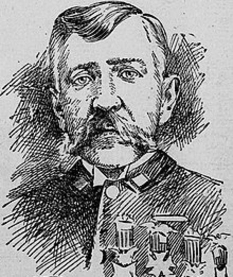 Medal of Honor Recipient William Wilson