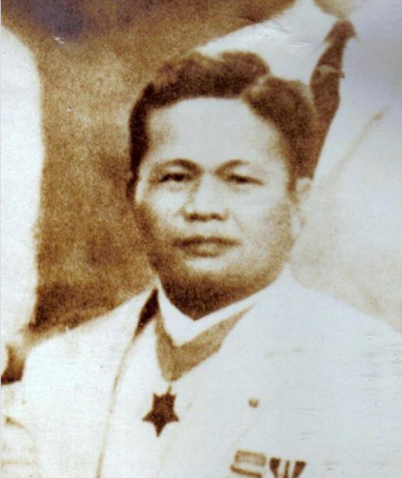 Medal of Honor Recipient Telesforo Trinidad