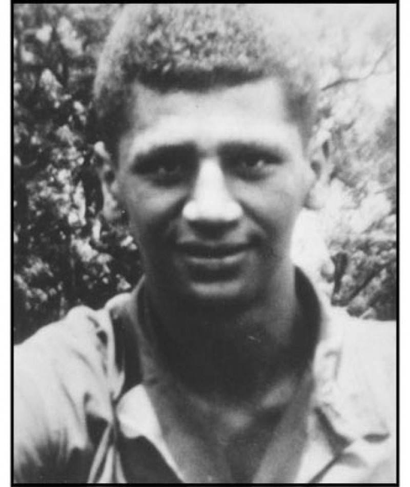 Medal of Honor Recipient Anthony Kaho'Ohanohano