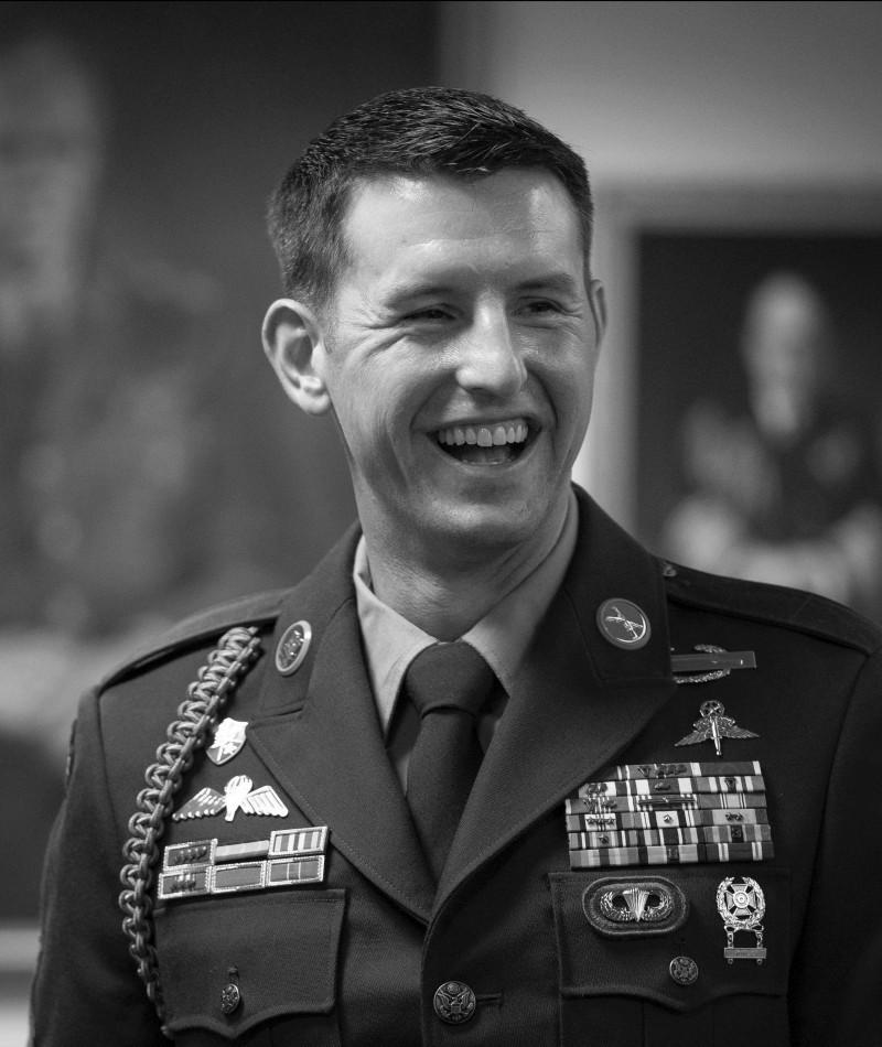 Medal of Honor Recipient Thomas P. Payne