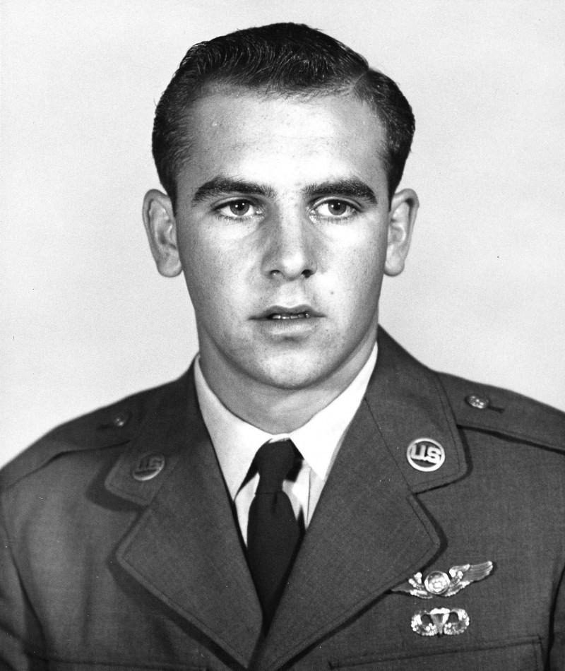 Medal of Honor Recipient William H. Pitsenbarger