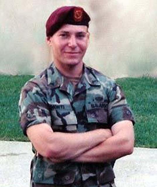 Medal of Honor Recipient Jared C. Monti