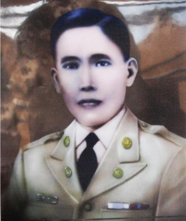 Medal of Honor Recipient Jose B. Nisperos