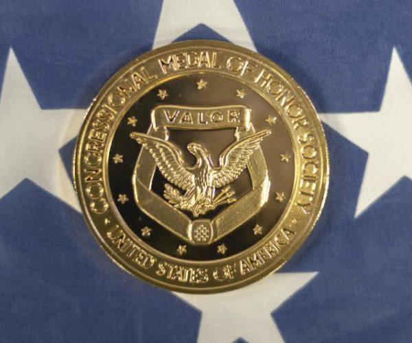 Congressional Medal of Honor Society's Patriot Award