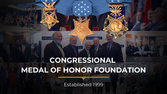 congressional medal of honor foundation 21st anniversary
