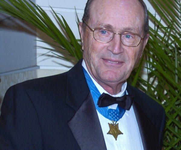 Medal of Honor Recipient Howard V. Lee