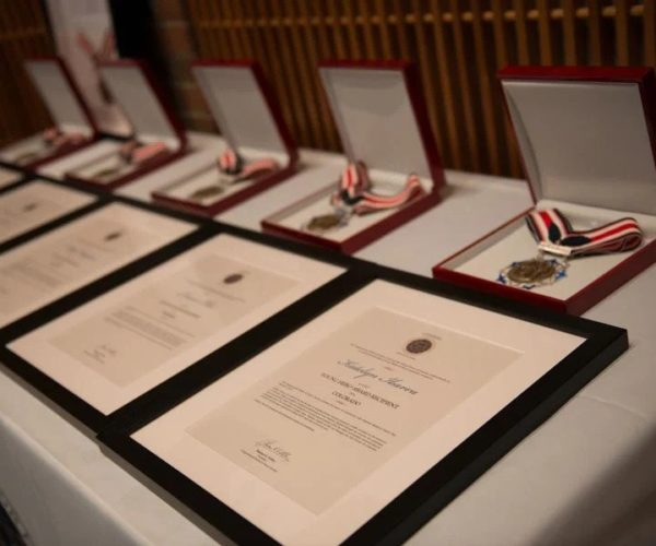 Citizen Honors Service Awards
