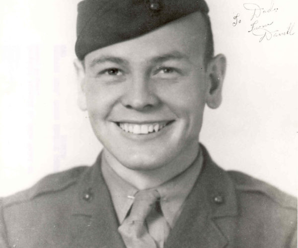 Medal of Honor Recipient Darrell S. Cole
