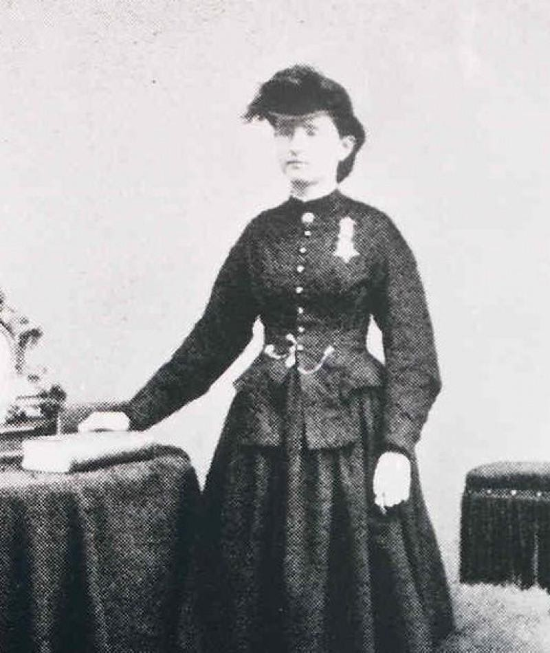 Mary Walker - Medal of Honor Recipient