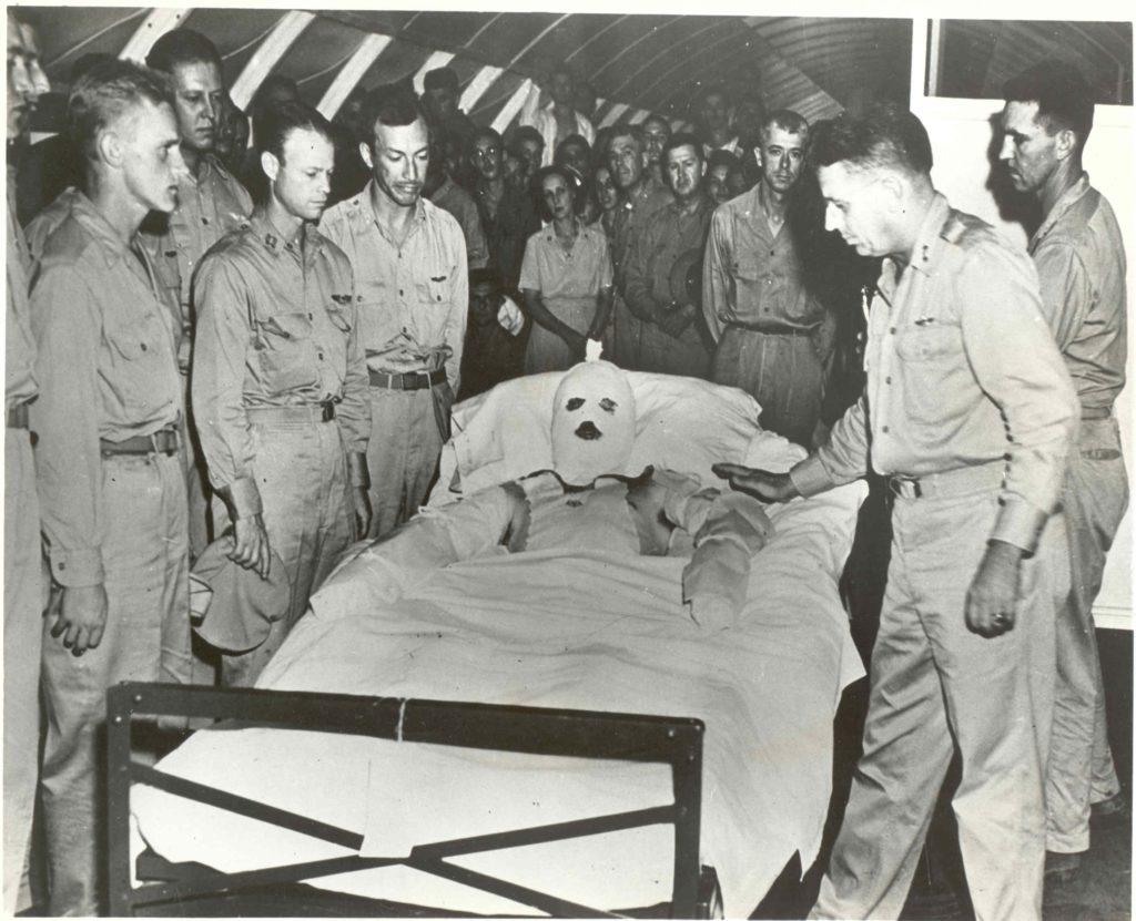Henry E. Erwin Medal of Honor Presentation