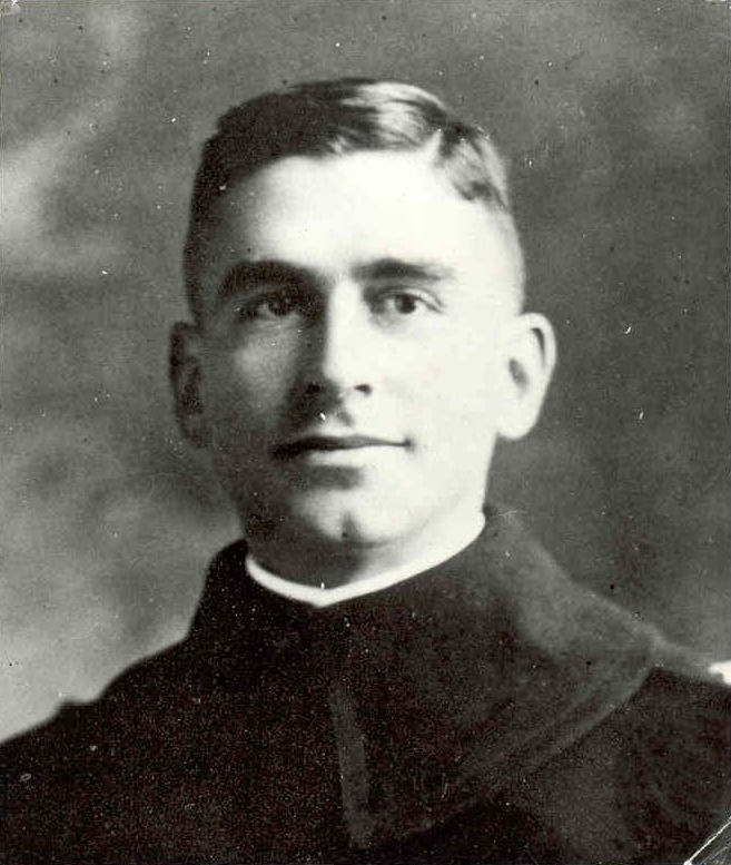 Medal of Honor Recipient Edouard V. Izac