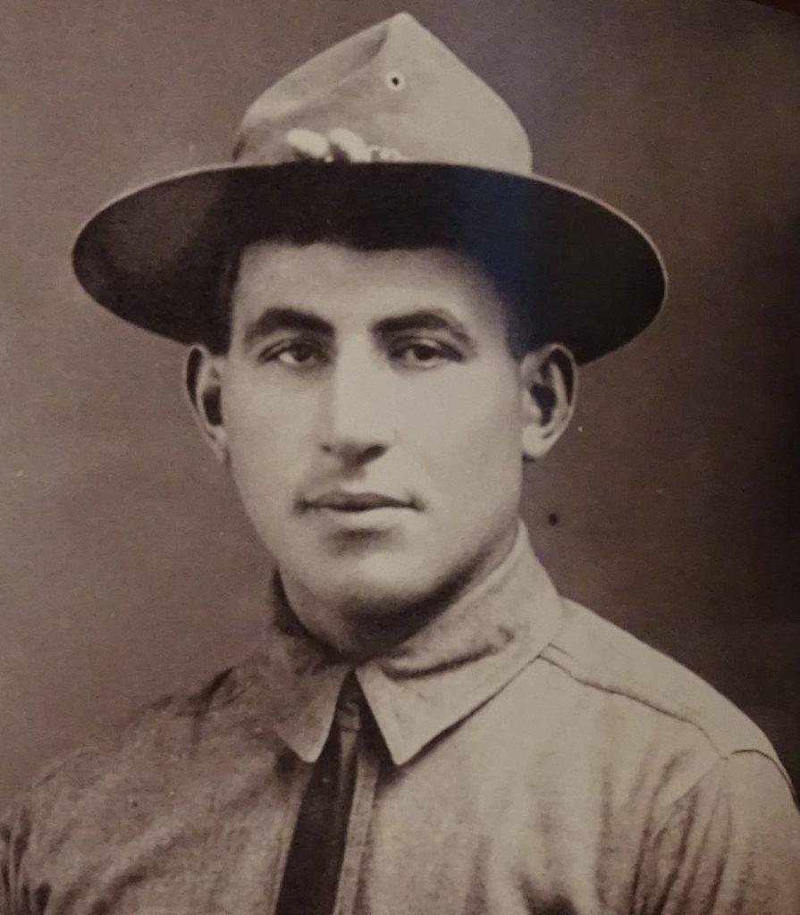 Medal of Honor Recipient William Shemin.
