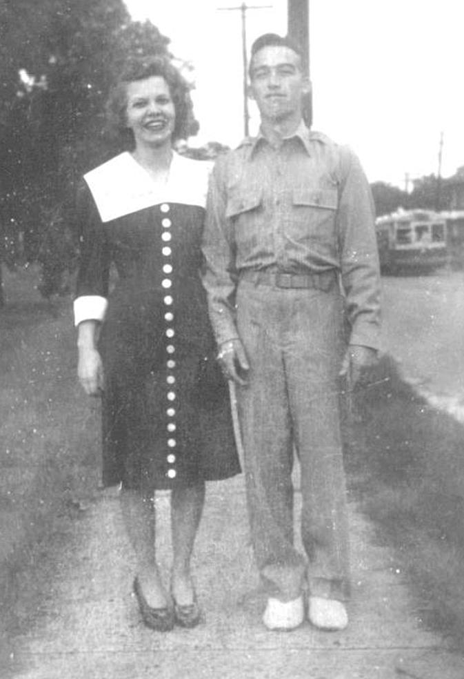 William and Patricia Galt. Photo courtesy of Erik Gustafson.
