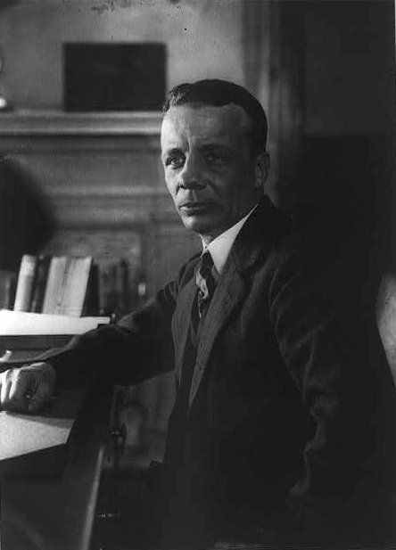 Theodore Roosevelt, Jr., in civilian life.