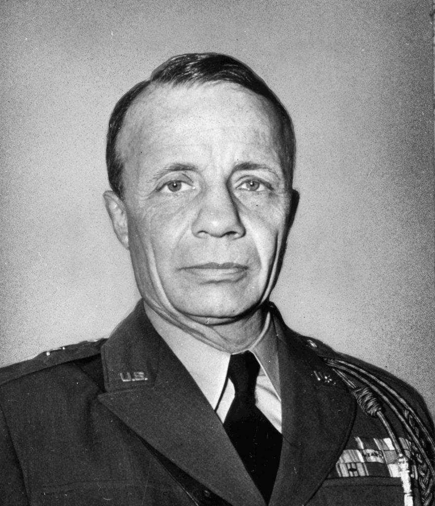 Medal of Honor Recipient Theodore Roosevelt, Jr.