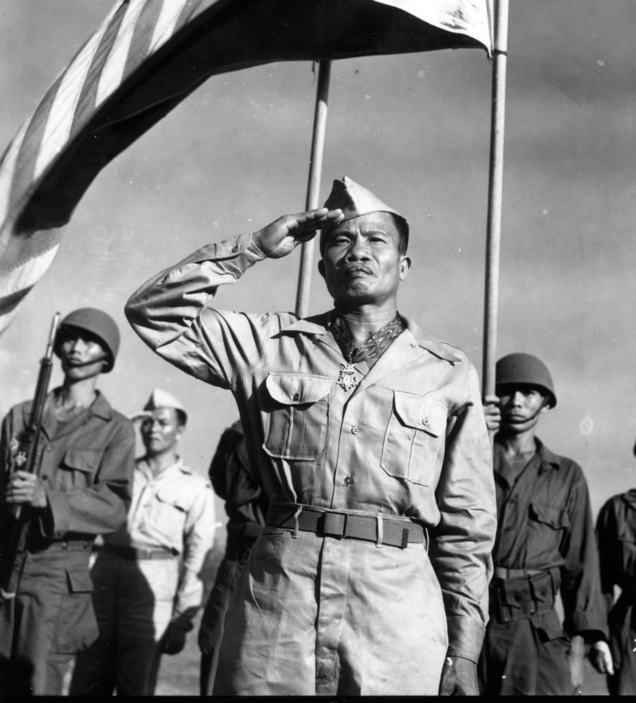 Medal of Honor Recipient Jose Calugas